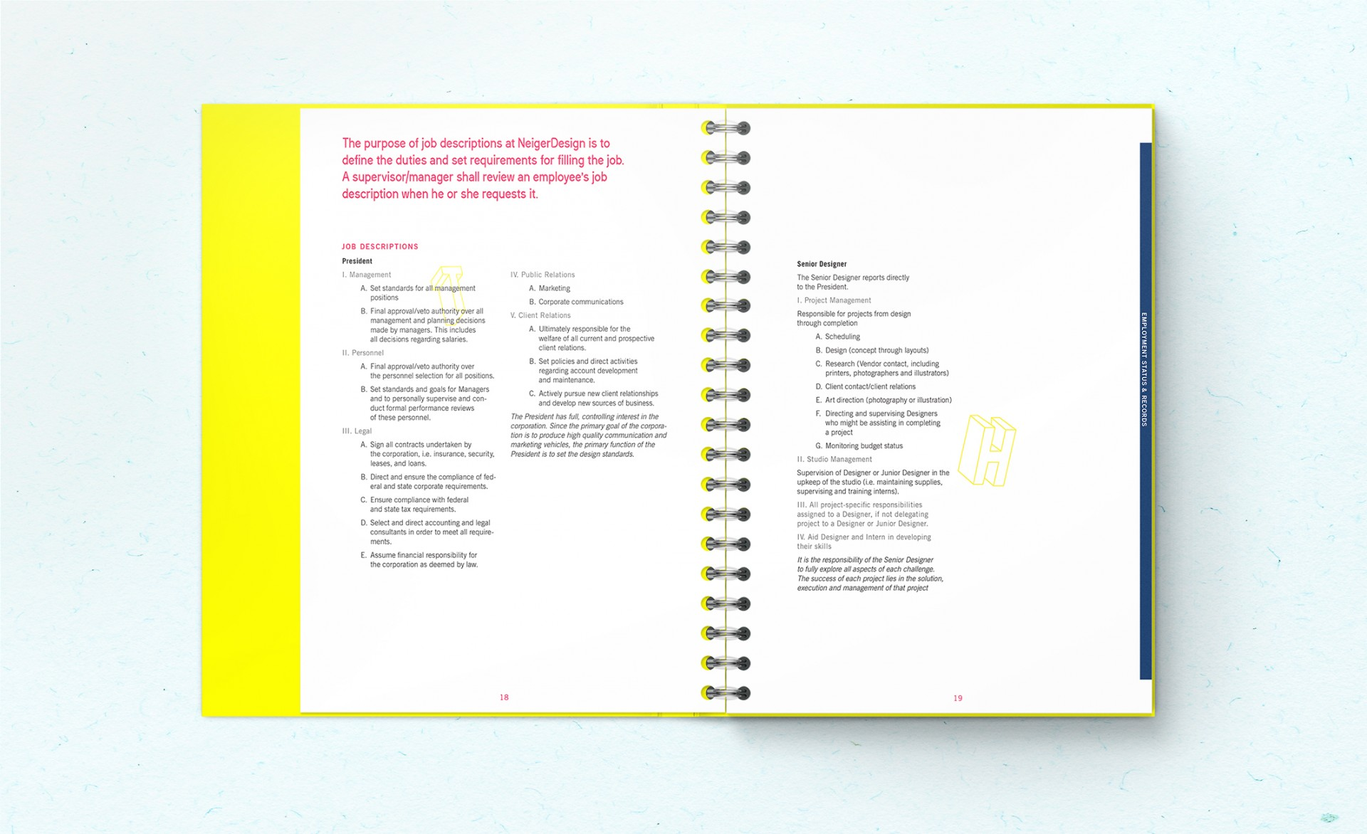 Whitney Colley — NeigerDesign Employee Handbook - Whitney ...
